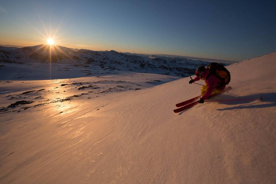 photo : cedric bernardini skis : camox freebird