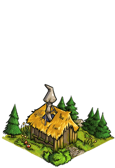 Festung - 9 - Magierturm Stufe 1