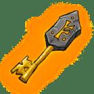 Item #11_1_019 - Runenschlüssel der nordischen Götter
