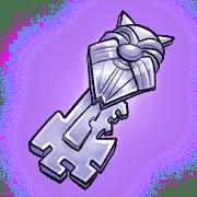Item #11_1_052 - Schattiger Minenschlüssel