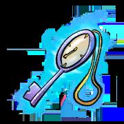 Item #11_1_060 - Schlüssel der Schwarzschatten