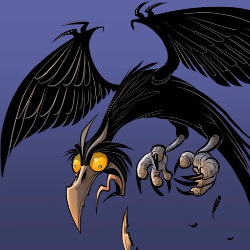Dämonen - Faule Krähe