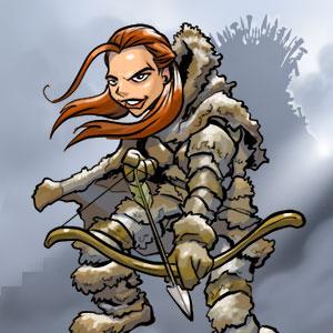 14. Dungeon - Osteros - Brygitte