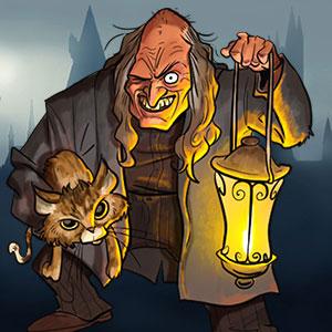 16. Dungeon - Altehrwürdige Zauberschule - Verkniffener Argus