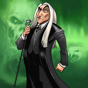 16. Dungeon - Altehrwürdige Zauberschule - Lucius der Reinblüter