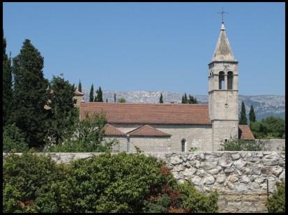 Franjevačka crkva i samostan na Poljudu (Split)