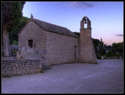 Crkvica svetog Nikole Putnika