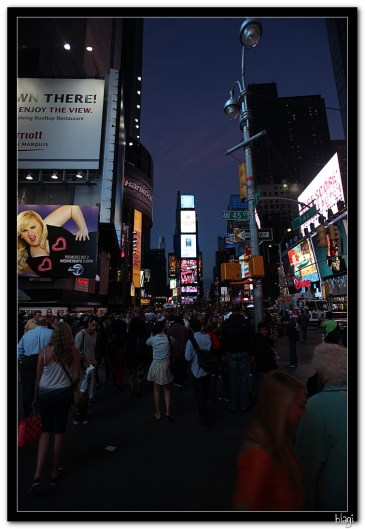 New York - Times Square