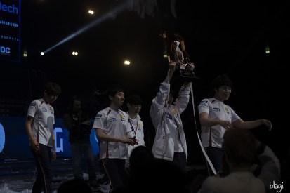 Dotapit finale - poziranje pobjednika
