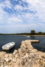 Ribarska luka, Prtljug, Otok Ugljan, Hrvatska