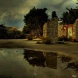 ruševine, Trstenik, Split,Hrvatska