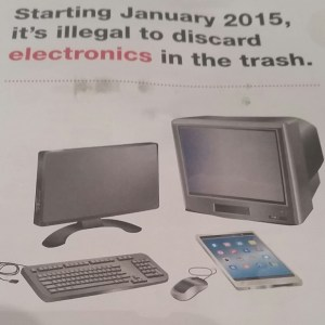 new york city electronics recycling information