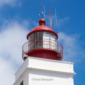Lighthouse in Ponta do Pargo - Madeira