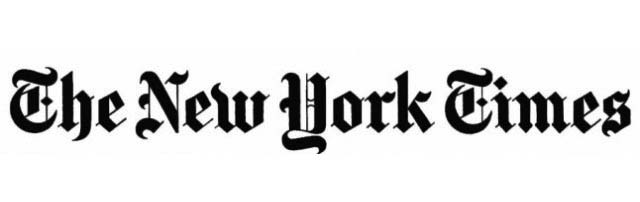 Image result for new york times logo