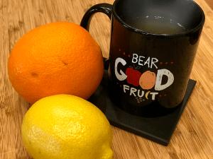 Fruity Cinnamon Hot Tea