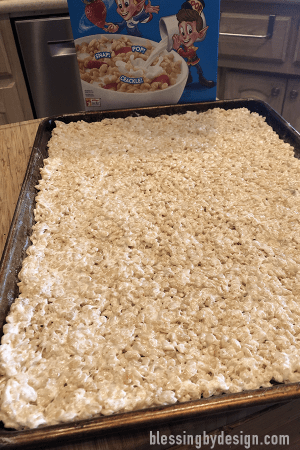 Everything Rice Krispie Treat Recipe