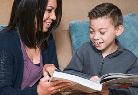teach kids at home