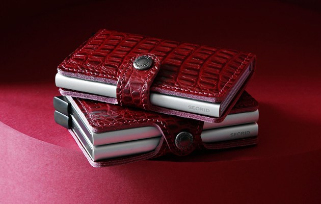 Secrid-shop-Nile-Red-collection