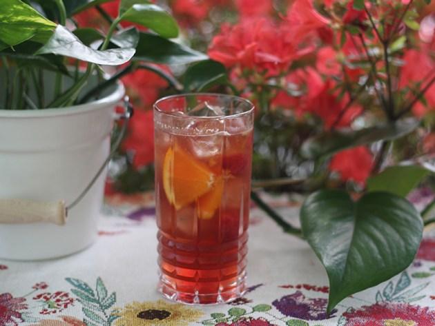 sherry cobbler 2.0 cocktail rezept drink rastin mahrou bleywaren