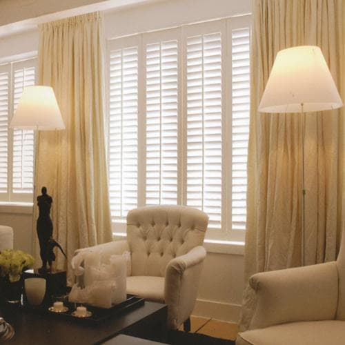 Insulate your home with the Norman Premium Plantation Shutter