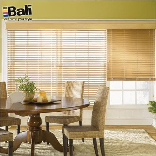 "Bali 2"" Premium Faux Wood Blinds"