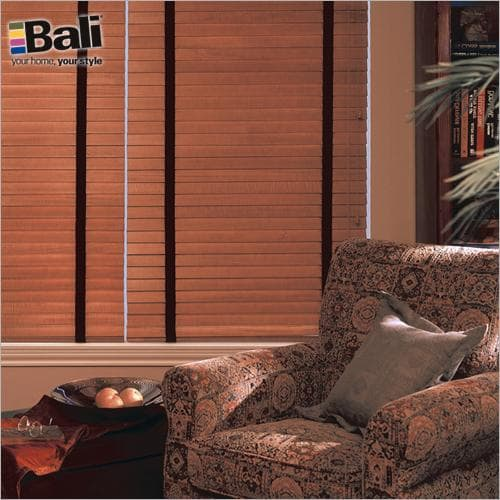 """Bali Northern Heights 2"""" Wood Blinds"""