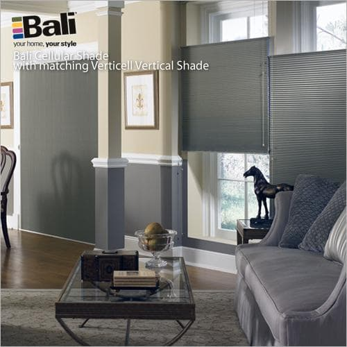Bali DiamondCell Double Cell Blackout Shades