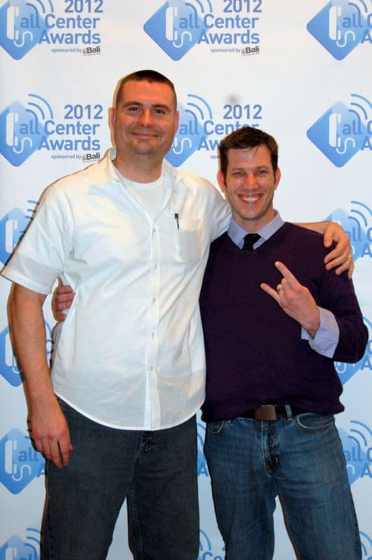 2012 Call Center Awards