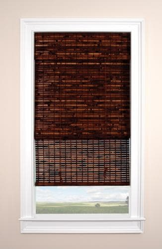 Blinds.com Brand Economy Woven Wood Shades