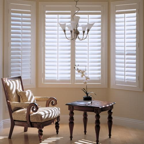 Norman Woodlore Plantation Shutters