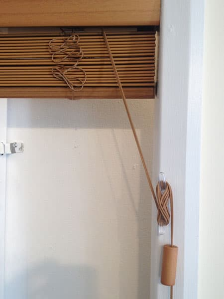 blinds safety cord cleat