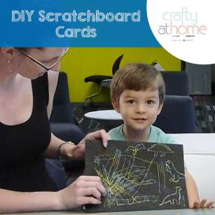 DIY Scratchboard Cards