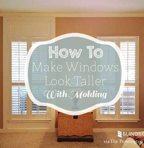 How-to-make-windows-look-taller