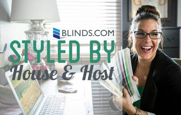 Blinds.com Styled By House & Host