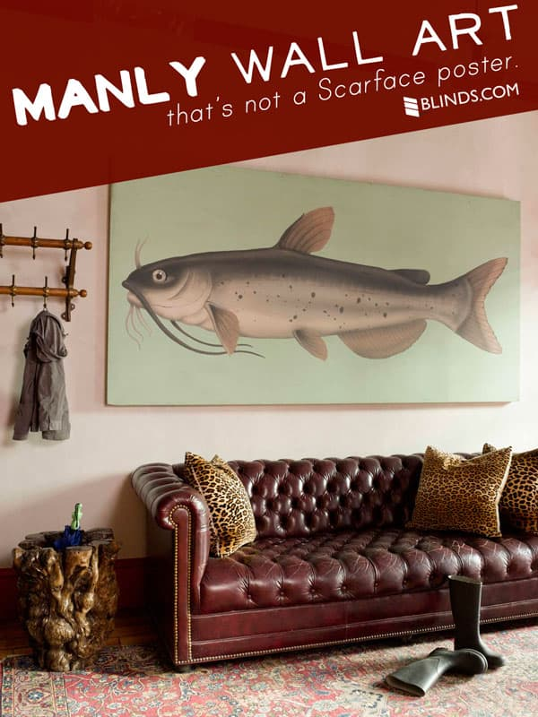 Manly-Wall-Art