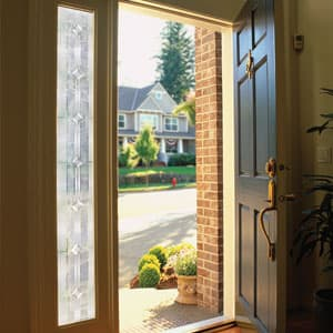 Sidelight window covering