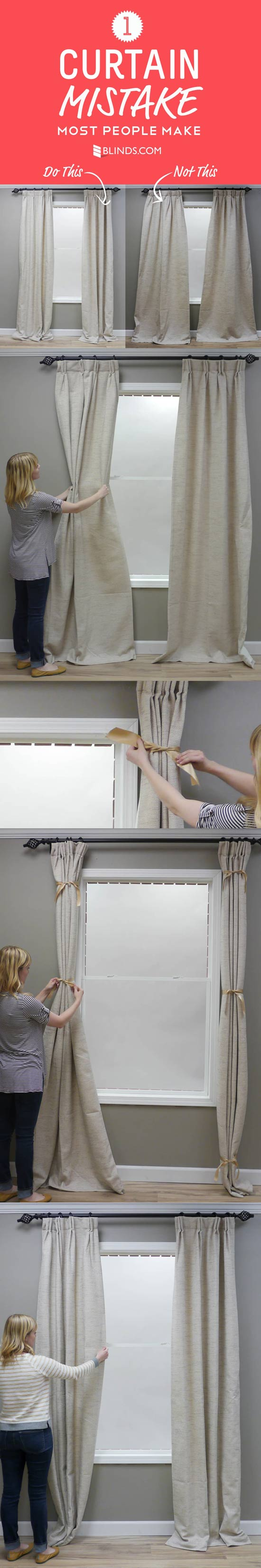1 curtain mistake most people make