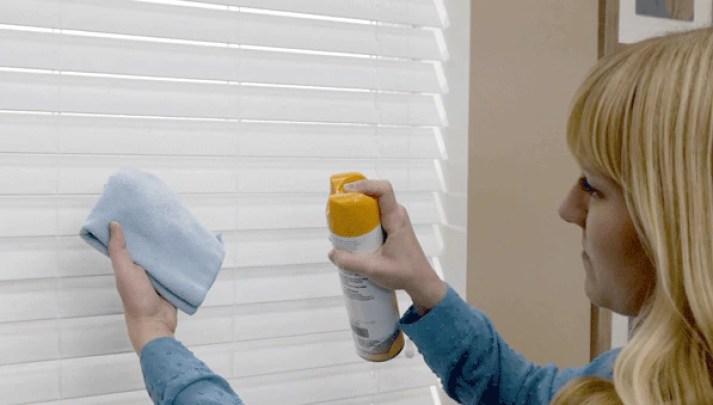 dusting spray
