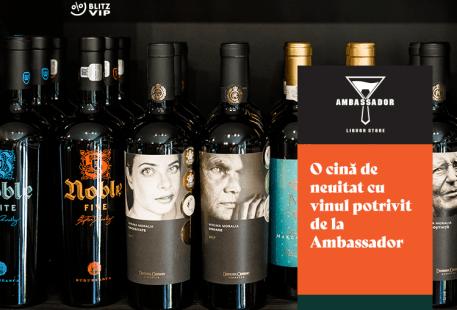 Ambassador Liquor Store