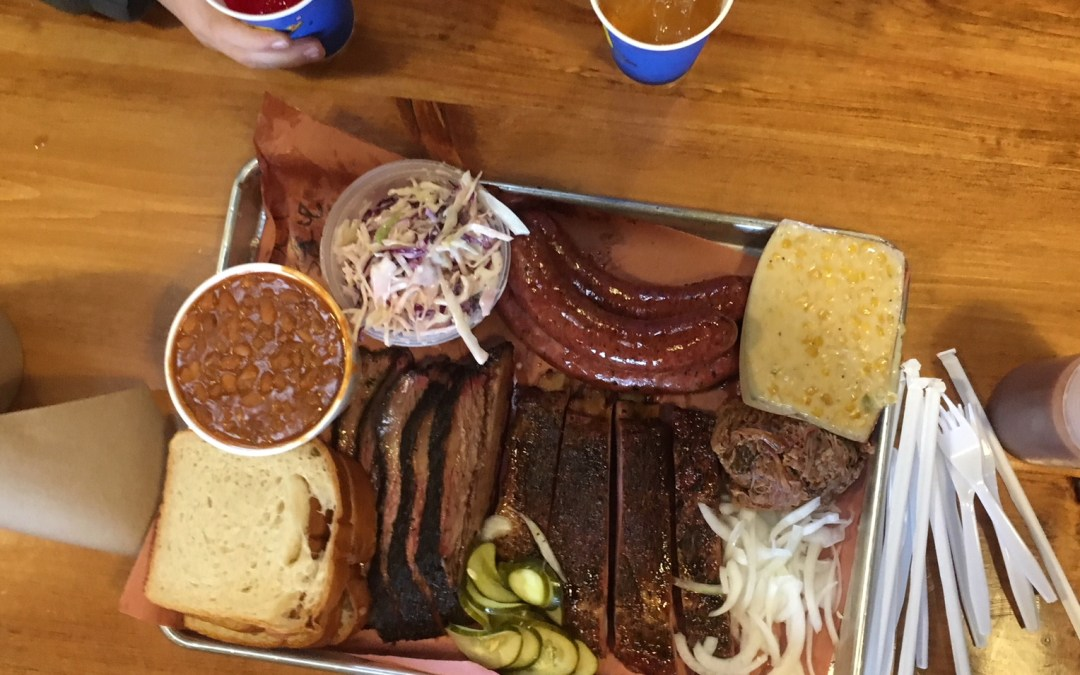 Adamson Barbecue with Kids in TOw
