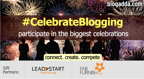Celebrate Blogging
