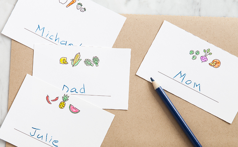 Mother's Day Placecards