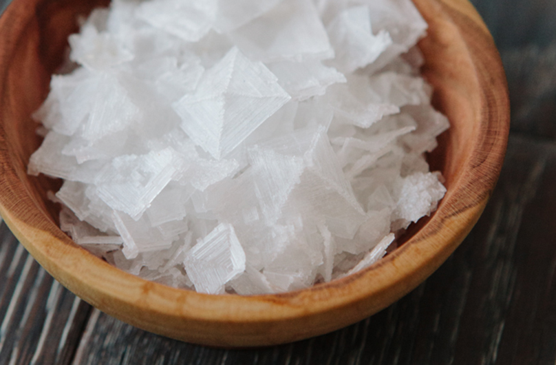 Salt - closeup - jacobsen