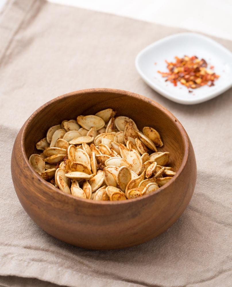 Roast Your Pumpkin Seeds | Blue Apron
