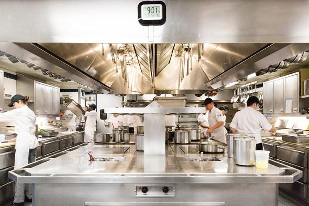 The Kitchen at Gramercy Tavern