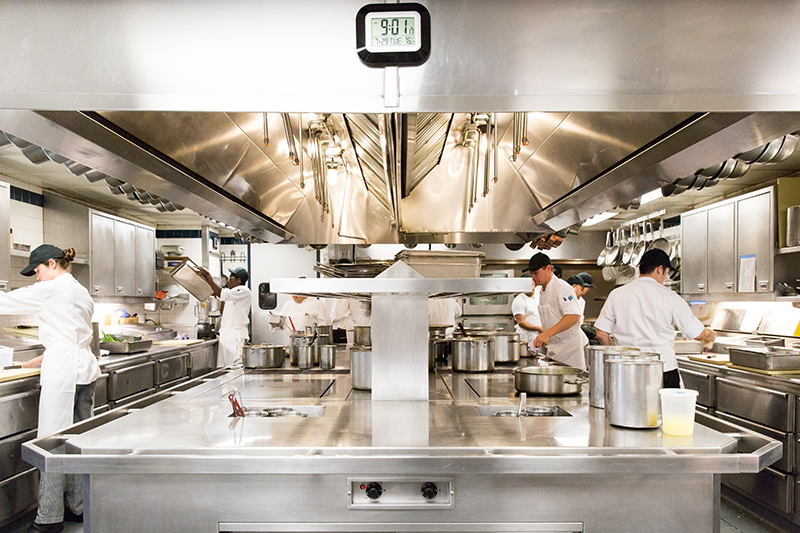 The Kitchen at Gramercy Tavern
