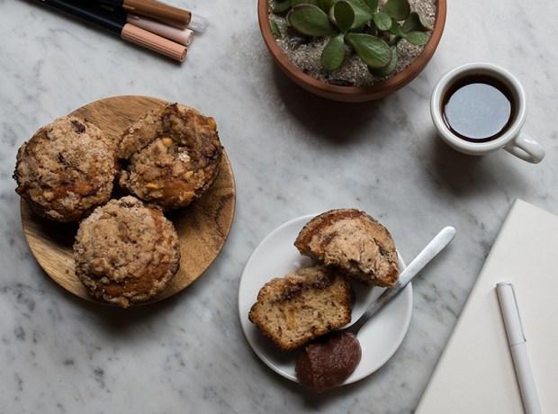 Apple Butter Muffin