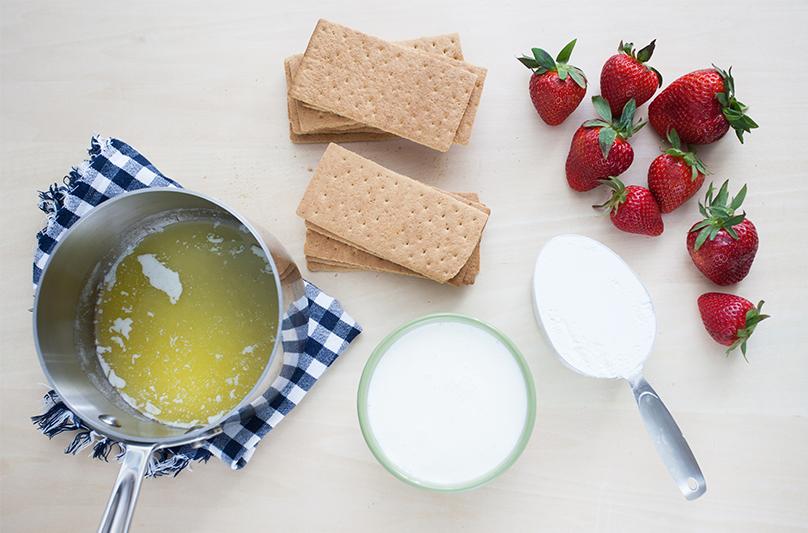 Strawberry Parfaits | Blue Apron Blog