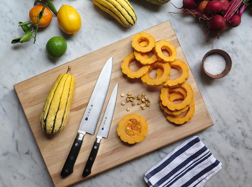Knife set - sweeps