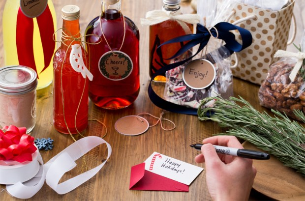 Twelve Ideas for Edible Gifts